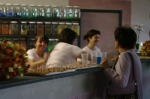 L'équipe du bar à couleurs
