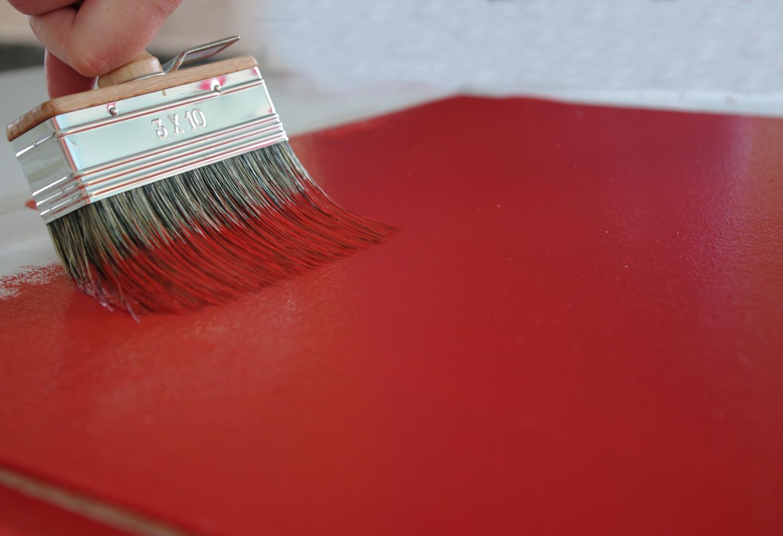 Souscription au blog par email - Peinture rouge bordeaux ...