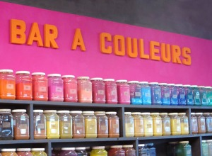 Bar a couleurs 2014