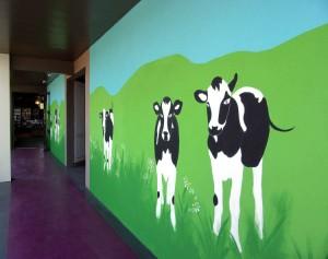 bayadere vache