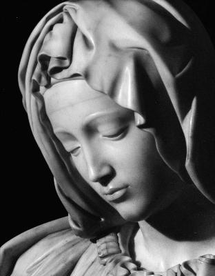 "Photo:  Robert Hupka pour son exposition ""La Pieta""(2009)"