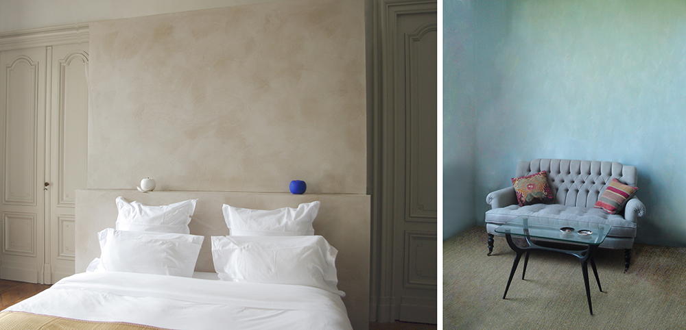 badigeon stucco peinture naturelle prete a l'emploi coloration pigments color-rare bordeaux